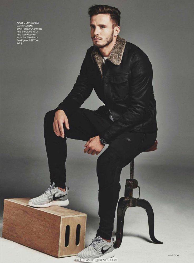 Saúl Ñíguez para DT Lux Magazine Septiembre 2016