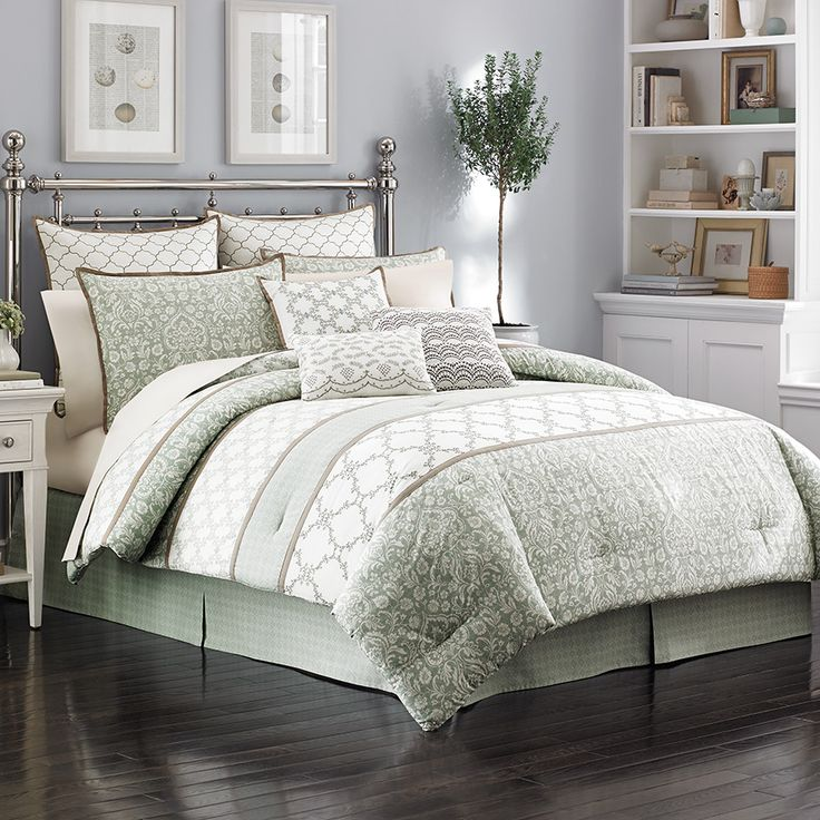#BeddingStyle #bed #LauraAshley #bedding