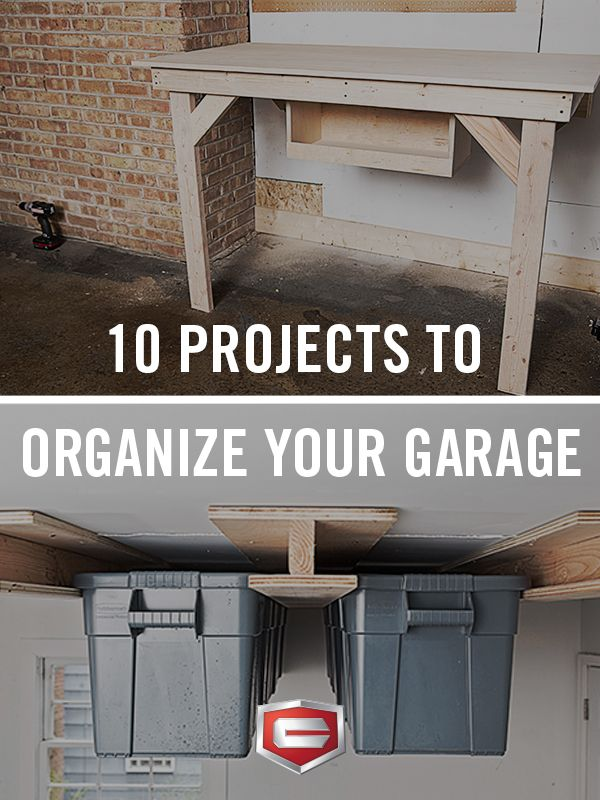 An clean garage is a happy garage and a few of these tips can go a long way.