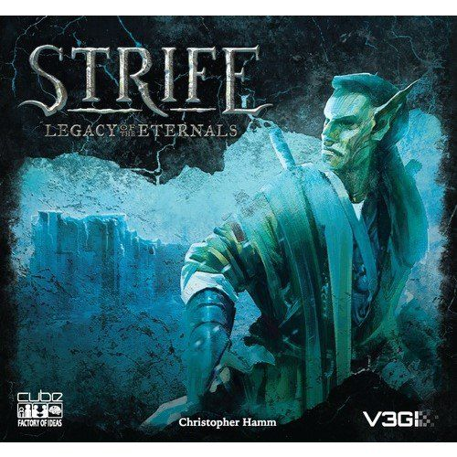 Strife Legacy of the Eternals