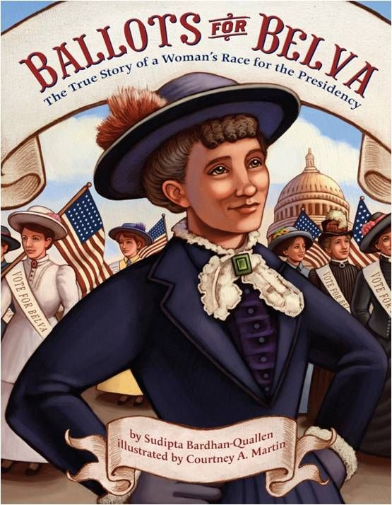 In honor of the upcoming election, this week's Quotable Nerdy Chick is one of my personal favorites: Belva Lockwood. It's sad to me how many people have never heard of Belva. She was such a fascina...