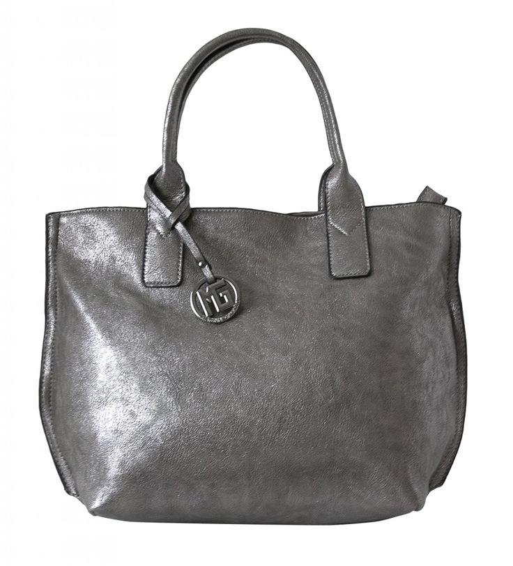 Dámská kabelka Marina Galanti, stříbrná pečeť - stříbrná barva   obujsi.cz - dámská, pánská, dětská obuv a boty online, kabelky, módní doplňky