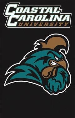 Coastal Carolina, University     http://trueblue40b.WebStarts.com                                                                                                                                                      More
