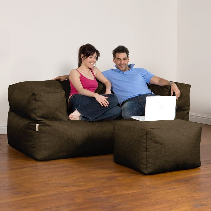 Bean Bag Couches Ideas - http://www.mybarnacles.com/bean-bag-couches-ideas/ : #BeanBags Bean bag couches are a trend that a few years ago, is here to stay. A bean bag couch is smaller than traditional couches in which several people to accommodate occur. The beanbag couches, by contrast, is comfortable for just one person and its structure is completely different from what we know...