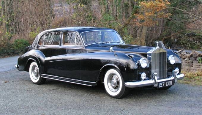 1961 Rolls-Royce Silver Cloud II LWB by James Young
