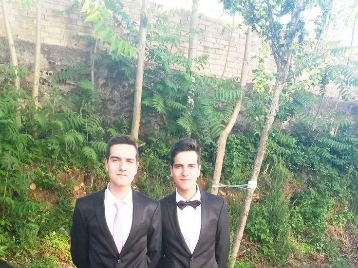 Los gemelos políticos de Ourense: Nabor líder de las Juventudes del PSOE; Adrián de las del PP