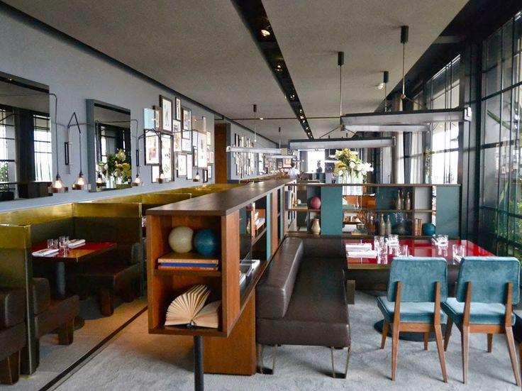 """ristorante """"Ceresio 7″ Milano"""