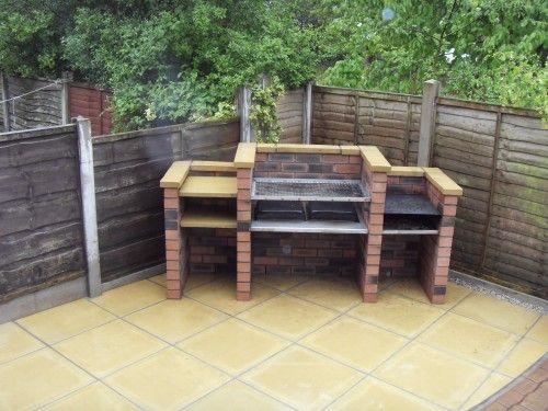 Best 25+ Brick built bbq ideas on Pinterest | Outdoor bbq grills ...