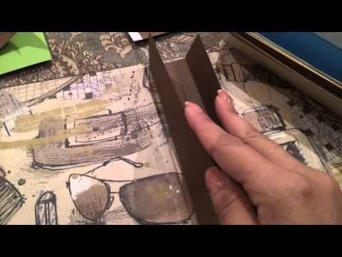 Manualidades scrapbook como hacer album de fotos - Como hacer album de fotos manualidades ...