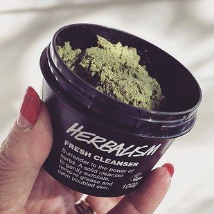Lush Herbalism, $13.95   23 Products Everyone In Their Late Twenties Should Try On Their Skin