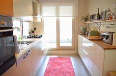 Kitchen Tour (IKEA Kitchen and open shelving), Mutfak Dekorasyonu ve IKEA mutfak dolabı