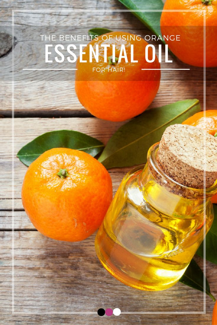 Is using orange essential oil for hair really a good idea? Time to find out!