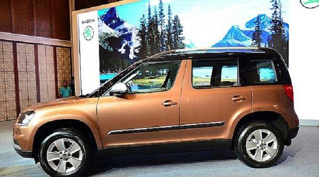 New And Used Cars: 2017 Skoda Polar
