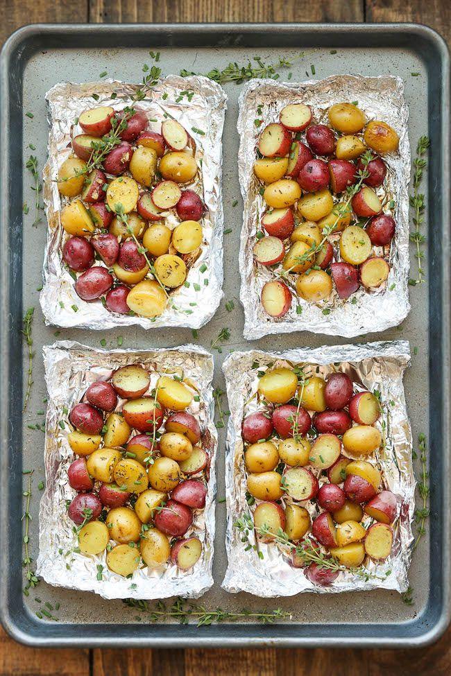 Easy mini red potato recipes