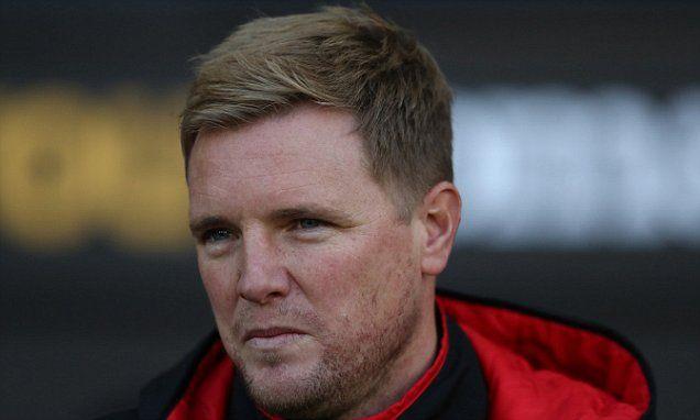 Asmir Begovic backs Eddie Howe to take charge of England