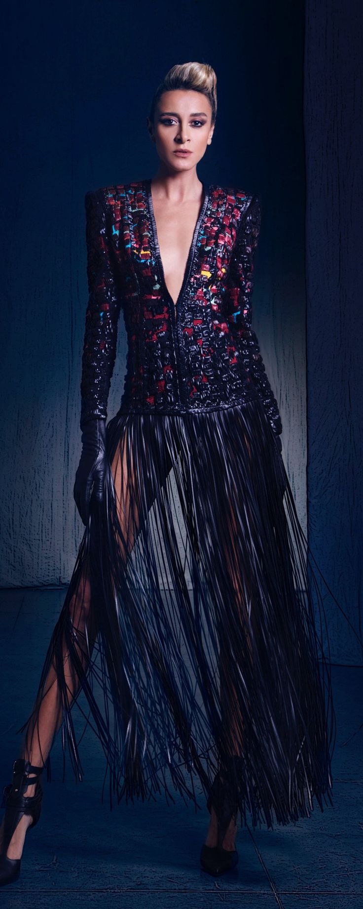 25 best haut couture images on Pinterest   Abendkleid, Frühjahr ...