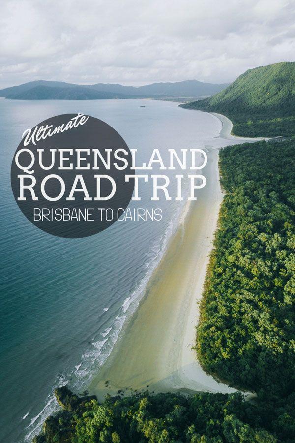 Queensland Road Trip - Brisbane To Cairns | Australia Dream