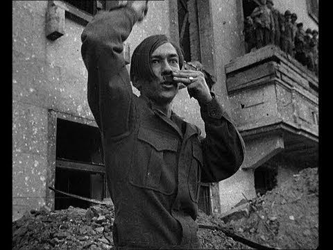 WHO-Tube: British Soldiers Discover Hitler's Bunker (1945) - http://www.warhistoryonline.com/whotube-2/who-tube-british-soldiers-discover-hitlers-bunker-1945.html