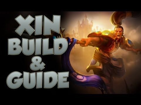 Cool Gaming - Champion spotlights - League of Legends - Xin Zhao Build - with Commentary