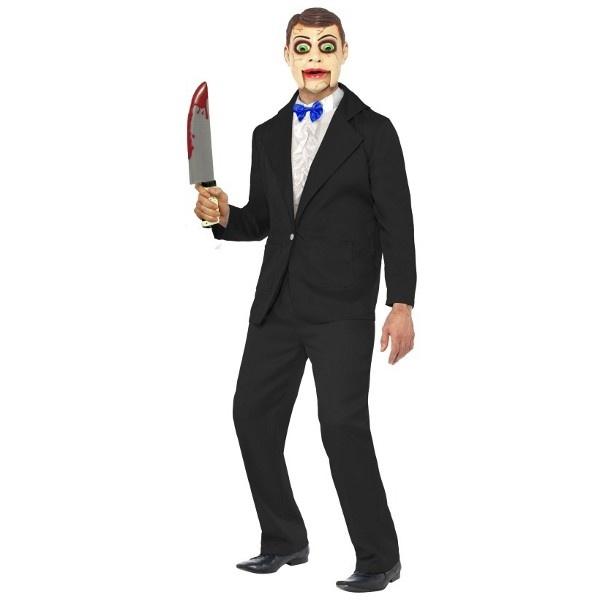 Marionnette de Ventriloque Démoniaque