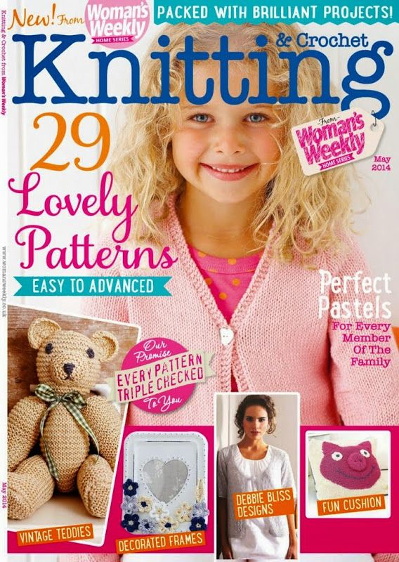 Woman's Weekly Knitting & Crochet 2014 05
