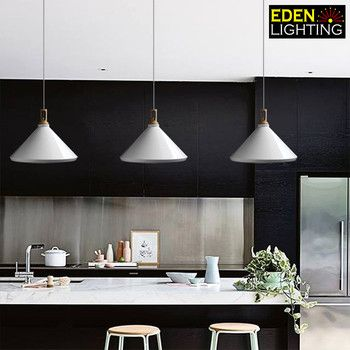 Wood Pendant lights | Eden Lighting