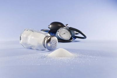 2,300 mg per day, of sodium is the recommended daily intake.
