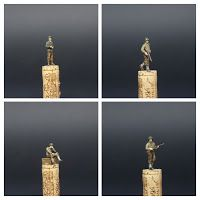 Rony La Maquette: Tamiya Figurine US Army 1/48.