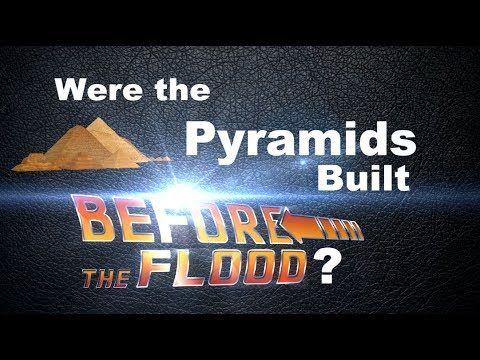 Were the Pyramids Built Before the Flood? (Masoretic Text vs. Original Hebrew) - YouTube