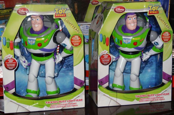 Buzz Lightyear x 2. Los guerreros de Toy Story al ataque