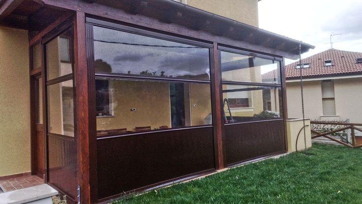 Oltre 25 fantastiche idee su copertura pergolato su for Costo per costruire un portico anteriore