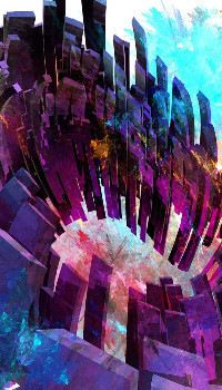 Abstract Render Wallpaper