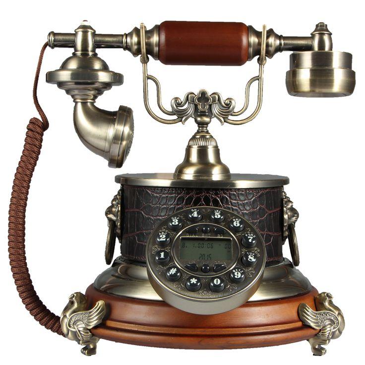 Novedad Calidad teléfono de moda teléfono antiguo teléfono vintage nobleza Azul de luz de Fondo/Manos Libres/Identificador de llamadas en Teléfonos de Teléfonos y Telecomunicaciones en AliExpress.com | Alibaba Group