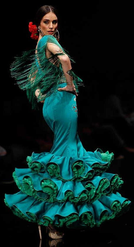 Rosapeula, Simof 2016. Flamenco