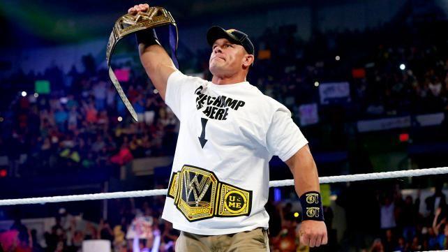 WWE.com: John Cena has a message for Mark Henry: photos # ...  WWE.com: John C...