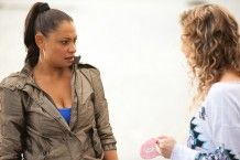 Nicole Whippy as Michelle, Katrina Wesseling as Tammy