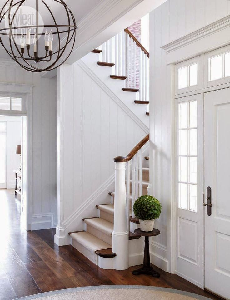 attic stair design ideas - The 25 best ideas about New England Style on Pinterest