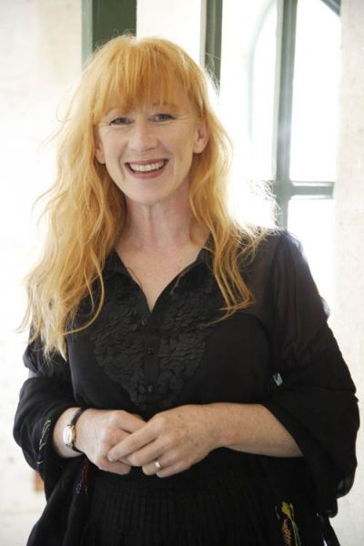 The lovely Loreena McKennitt - need I say more . . . with a voice and talent to match. From Cambridge Ontario.