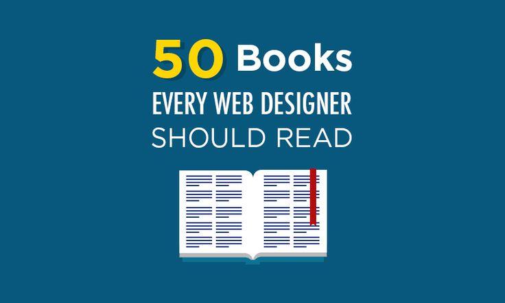 50 Books Web Designers Should Read
