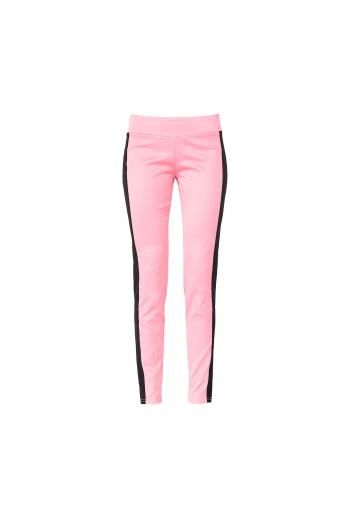 House of Fraser - MAIOCCI Collection Color Block Trousers, Pink -…