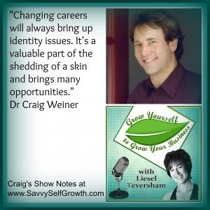 Listen in as Dr Craig Weiner shares with us his own growth opportunities, the mistakes new practitioners make and mindset shifts around money.