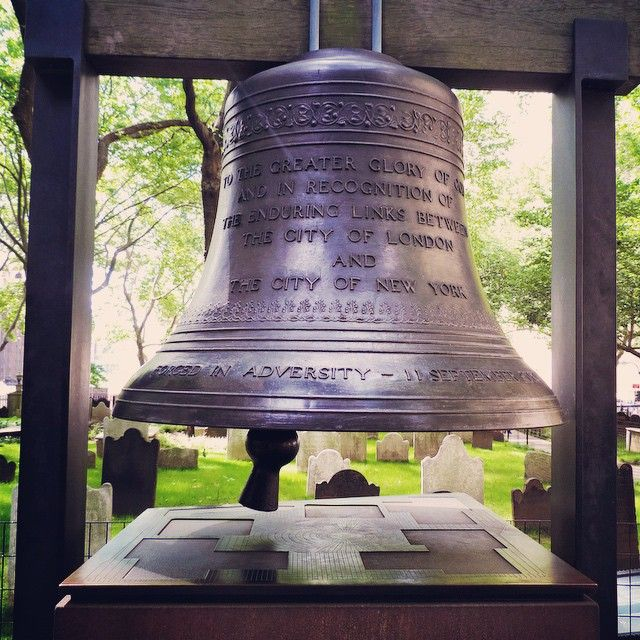 #peacebell #StPaulsChapel #memorial #remember #neverforget #911 #september11 #Manhattan #NewYork #NYC #ajcphotography