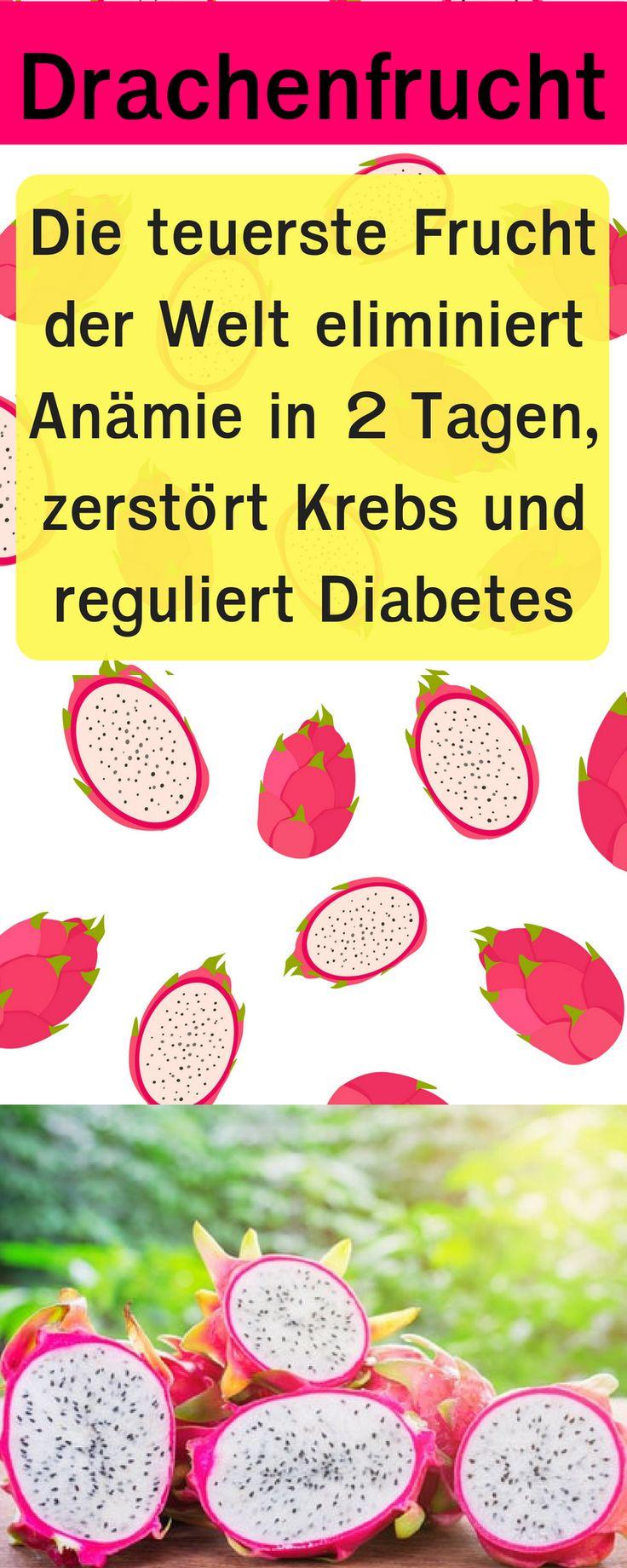 Die teuerste Frucht der Welt eliminiert Anämie in 2 Tagen, zerstört Krebs und reguliert Diabetes
