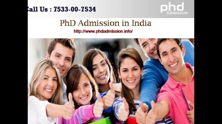 PhD Admission in Agriculture in India