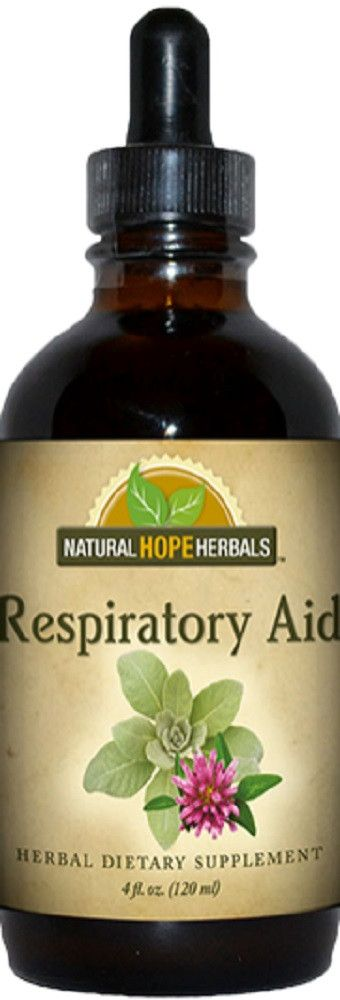 RESPIRATORY AID Traditional Herbal Blend Tincture