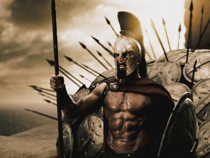 300 King of Sparta XXL