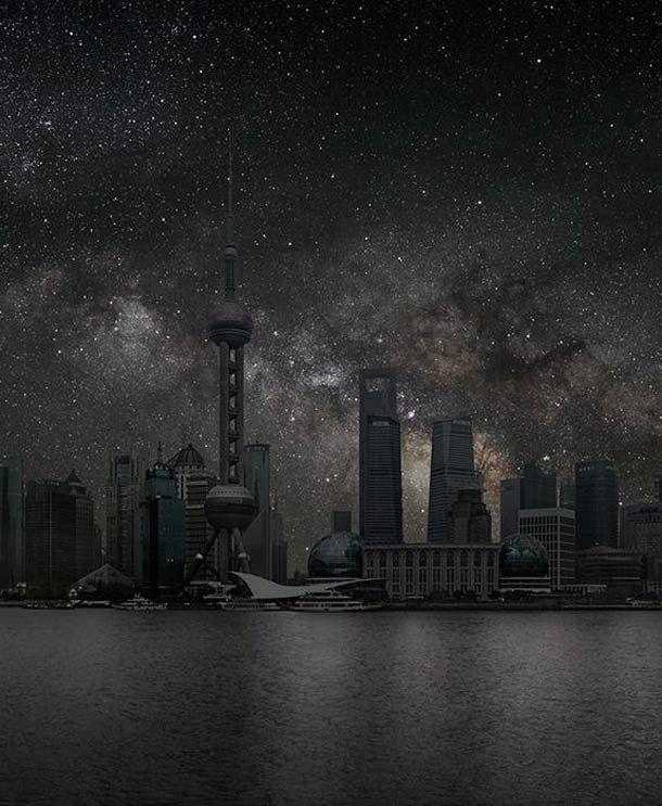 Darkened City – Les villes éteintes de Thierry Cohen