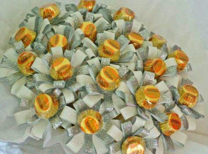 Sweet Treat, Reesees Bouquet To Throw