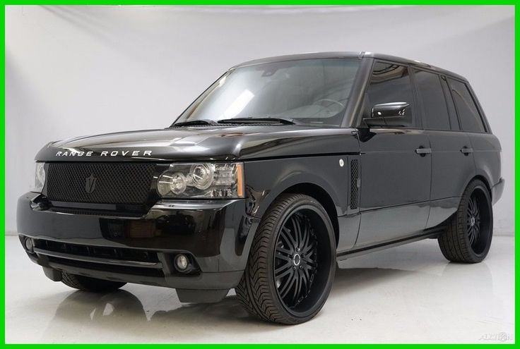 Awesome Amazing 2011 Land Rover Range Rover HSE 2011 HSE Used 5L V8 32V Automatic 4WD SUV Premium 2017 2018 Check more at http://car24.ga/my-desires/amazing-2011-land-rover-range-rover-hse-2011-hse-used-5l-v8-32v-automatic-4wd-suv-premium-2017-2018/