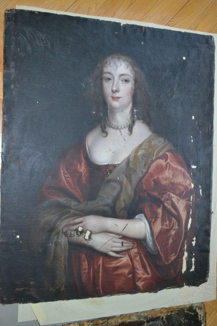 Anne Carr, 1630, Anthony Van Dyck